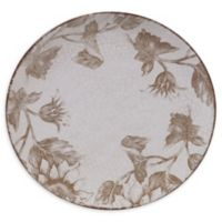 Certified International Toile Rooster Dinner Plates (Set of 4)