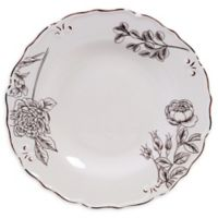 Certified International Vintage Floral Dinner Plates (Set of 4)