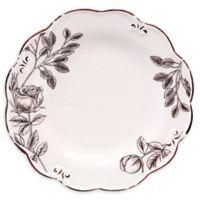 Certified International Vintage Floral Salad Plates (Set of 4)