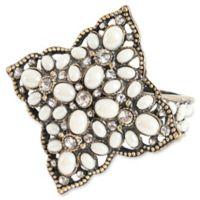 Saro Lifestyle Deco Style Napkin Rings (Set of 4)