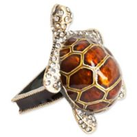 Saro Lifestyle Turtle Napkin Rings (Set of 4)