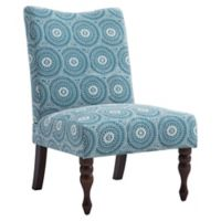 Dwell Home® Polyester Upholstered Payton Chair in Aqua