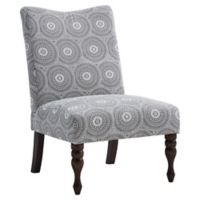 Dwell Home® Polyester Upholstered Payton Chair in Grey