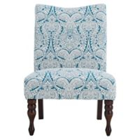 Dwell Home® Polyester Upholstered Payton Chair in Blue
