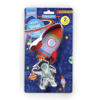 Handstand Kitchen Rocket Cookie Cutters (Set of 2)