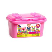Molto 35-Piece Block Box Set in Pink