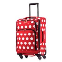 Disney® Minnie Polka Dot 21-Inch 4-Wheel Spinner Carry On from American Tourister®