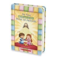 """My First Read and Learn Book of Prayers"""