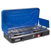 Stansport® Outfitter 212-50 2-Burner Propane Outdoor Stove in Blue