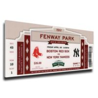 MLB Boston Red Sox Sports 13-Inch x 31-Inch Framed Wall Art