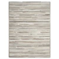 Calvin Klein™ Ck Prairie Silver 9' X 12' Hand-Knotted Area Rug in Silver