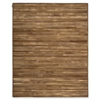 Calvin Klein™ Ck Prairie Amber 8' X 10' Hand-Knotted Area Rug in Amber