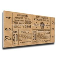 MLB Pittsburgh Pirates Sports 17-Inch x 27-Inch Framed Wall Art