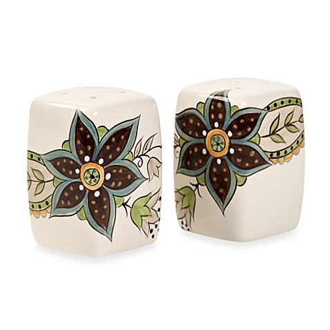 Tabletops Unlimited® Misto Angela Salt and Pepper Shakers