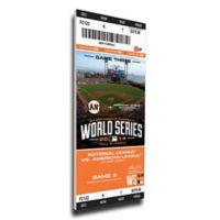 MLB San Francisco Giants Sports 14-Inch x 33-Inch Framed Wall Art