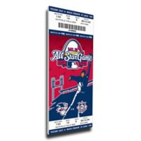 MLB St. Louis Cardinals Sports 12-Inch x 34-Inch Framed Wall Art