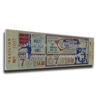 MLB St. Louis Cardinals Sports 10-Inch x 34-Inch Framed Wall Art