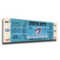 MLB Toronto Blue Jays Sports 14-Inch x 31-Inch Framed Wall Art