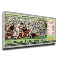 NCAA University Of Alabama Sports 15-Inch x 29-Inch Framed Wall Art