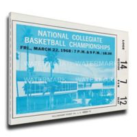 NCAA University Of California - Los Angeles Sports 20-Inch x 26-Inch Framed Wall Art