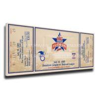 MLB Minnesota Twins Sports 11-Inch x 33-Inch Framed Wall Art