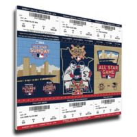 MLB Minnesota Twins Sports 13-Inch x 33-Inch Framed Wall Art