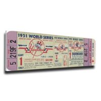 MLB New York Yankees Sports 10-Inch x 33-Inch Framed Wall Art
