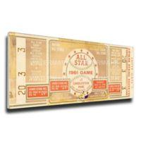 MLB San Francisco Giants Sports 12-Inch x 34-Inch Framed Wall Art