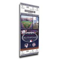 MLB New York Yankees Sports 11-Inch x 32-Inch Framed Wall Art