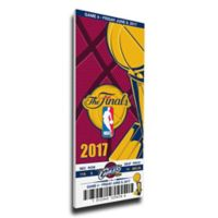 NBA Cleveland Cavaliers Sports 14-Inch x 33-Inch Framed Wall Art