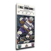 NHL New York Rangers Sports 13-Inch x 31-Inch Framed Wall Art