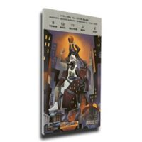 NBA New York Knicks Sports 19-Inch x 25-Inch Framed Wall Art
