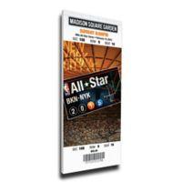 NBA New York Knicks Sports 16-Inch x 28-Inch Framed Wall Art