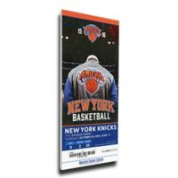 NBA New York Knicks Sports 13-Inch x 33-Inch Framed Wall Art