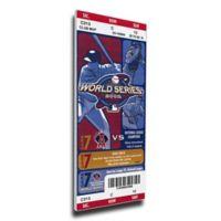 MLB Los Angeles Angels Sports 10-Inch x 34-Inch Framed Wall Art