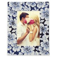 Lenox® Painted Indigo™ 4-Inch x 6-Inch Picture Frame