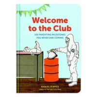 """Welcome to the Club"" by Raquel d'Apice"