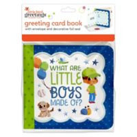 Cottage Door Press© Boys Made Greeting Card Book