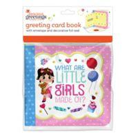 Cottage Door Press© Girls Made Greeting Card Book