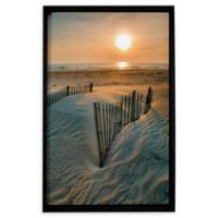 Sunrise Over Hatteras 36-Inch x 48-Inch Framed Wall Art