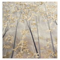 ArtWall Taupe Forest 12-Inch Wood Pallet Wall Art
