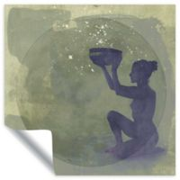 Elena Ray 14-Inch Square Astral Goddess Removable Vinyl Wall Decal