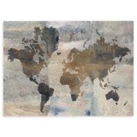Stone World 8-Inch x 12-Inch Canvas Wall Art