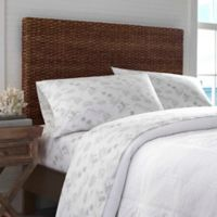 Tommy Bahama® Vintage Map Queen Sheet Set in Grey