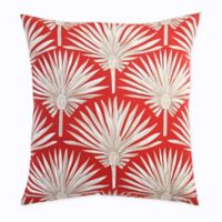 Print Outdoor Deep Seat Back Cushion in Spice Palm