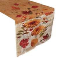 Laural Home® Fall in Love 90-Inch Table Runner in Orange
