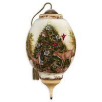 Ne'Qwa® Woodland Christmas Ornament