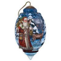 Ne'Qwa® Santa's Woodland Friends Ornament