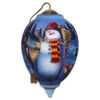 Ne'Qwa® Woodland Winter Friends Ornament