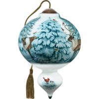 Precious Moments® Santa's Reindeer Christmas Ornament